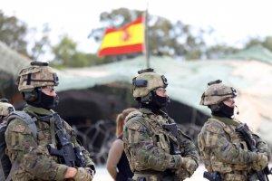 Militars de l'exèrcit espanyol