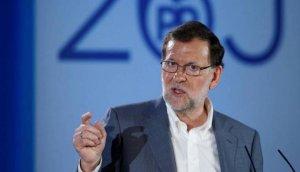 Rajoy promet una resposta contundent contra Puigdemont si es declara la independència