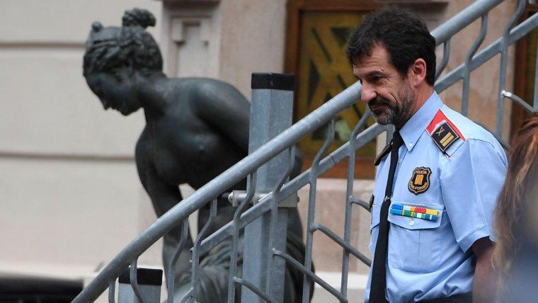 Ferran López, nou cap dels Mossos d'Esquadra.