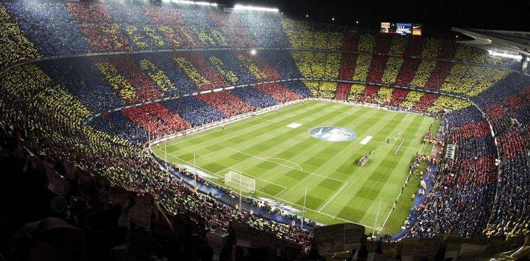 Imatge del Camp Nou