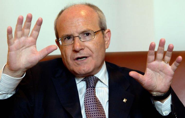 L'expresident de la Generalitat i Senador, José Montilla