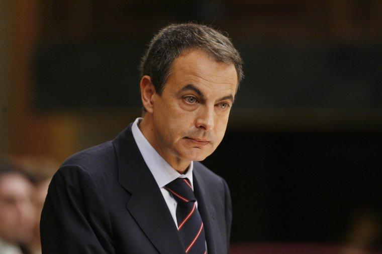Zapatero s'ha convertit en el mediador entre Rajoy i Puigdemont.