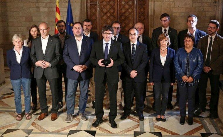 Membres del Govern de la Generalitat