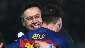 Bartomeu i Messi