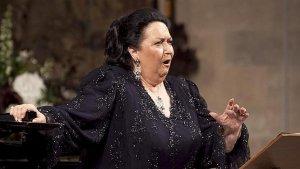 Montserrat Caballé, gran amiga de Mateu