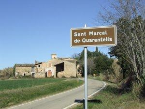 Sant Marçal de Quarantella, en venda