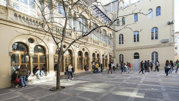 Imatge de l'escola Vedruna Gràcia de Barcelona