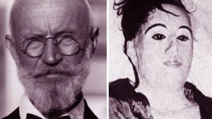 Carl Tanzler i al seva difunta dona