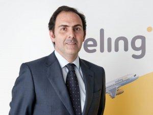 El president de Vueling, Javier Sánchez-Prieto