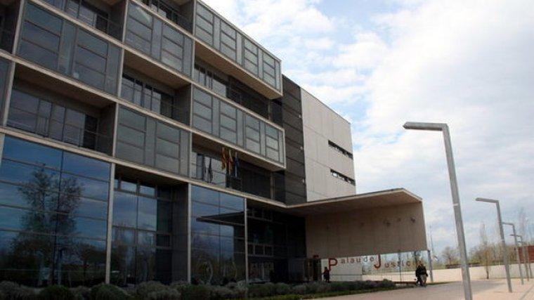 Imatge del Palau de Justícia de Girona