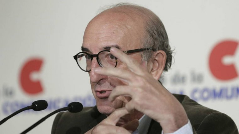 L'empresari Jaume Roures de Mediapro