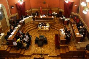 Imatge d'arxiu de l'interior de l'Audiència Provincial de Barcelona