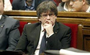 Imatge d'arxiu de Carles Puigdemont.