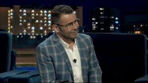 Imatge de Jorge Javier Vázquez durant l'entrevista a 'Late Motiv'.