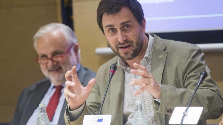 L'exconseller de Salut i actual diputat d'ERC, Toni Comín