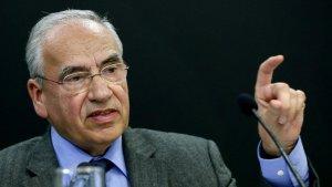Alfonso Guerra, exvicepresident del govern espanyol
