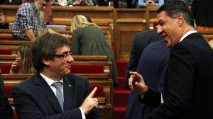 Carles Puigdemont i Albiol, en una imatge d'arxiu