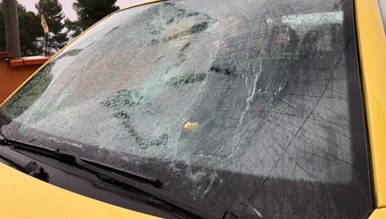 Imatge del vehicle afectat