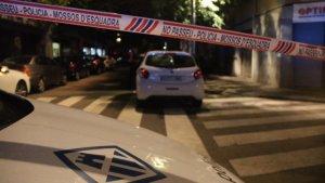 Imatge del carrer on va tenir lloc l'assassinat de la jove de 13 anys