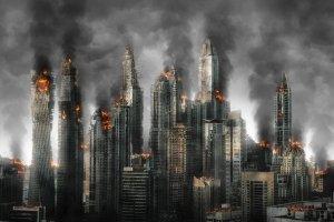La destrucció del món a causa d'una guerra nuclear és una de les majors pors dels nostres temps