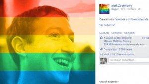 T'expliquem el secret rere el filtre de Facebook amb l'arc de Sant Martí