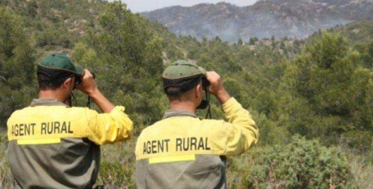 Els Agents Rurals han preparat dispositius especials de cara a les revetlles