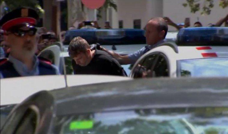 Francisco Contreras, presumpte assassí de la Laia