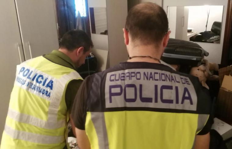 L'operatiu d'avui és conjunt entre Mossos i la Policia Nacional arreu de l'Estat.
