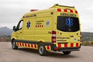 Ambulància SEM