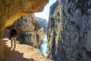 El Congost de Mont-rebei ofereix unes vistes espectaculars