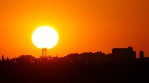 El sol dominarà a gran part del país amb calor més intensa