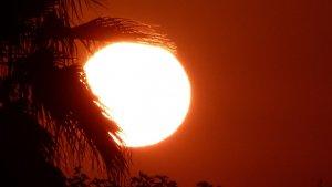 El sol i la calor intensa marcaran el temps d'aquest divendres