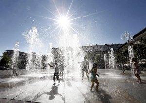 La calor serà molt intensa a tot el país aquesta setmana