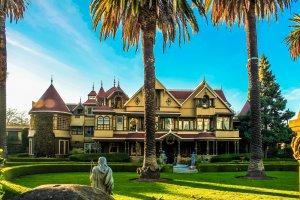 La Mansió Winchester és, sens dubte, la casa més estranya i encantada del món