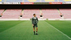 Thom Browne dissenyarà els vestits formals del Barça els pròxims tres anys