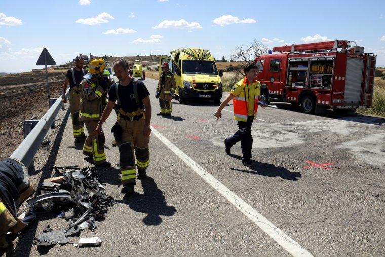 Els morts a les carreteres catalanes han augmentat un 42% els primers mesos de 2018.