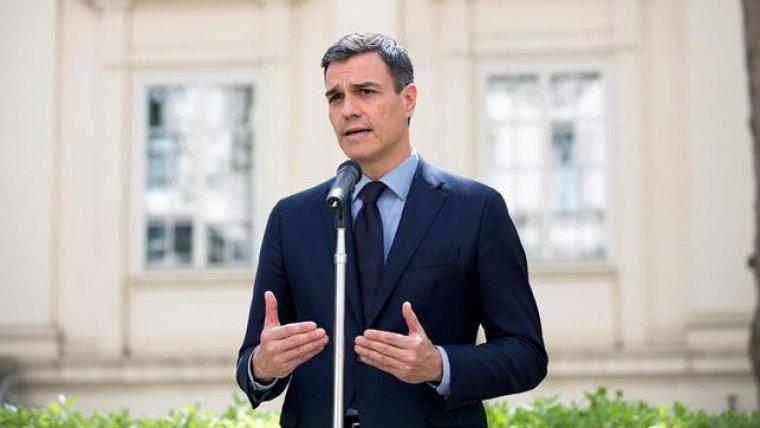Pedro Sánchez, a La Moncloa