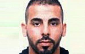 Abdelouahab Taib, l'home abatut pels Mossos a la comissaria de Cornellà.
