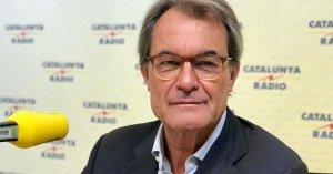 Artur Mas, a Catalunya Ràdio
