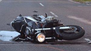 Imatge d'arxiu d'una moto