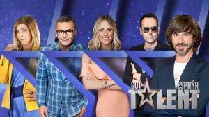 Jurat i conductor de 'Got Talent Espanya' 2018