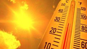 Les onades de calor disparen les temperatures a valors molt elevats