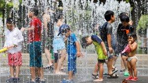 Les vacances escolars s'han allargat per culpa de la forta calor