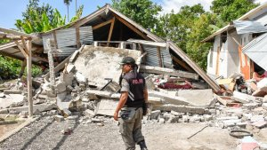Nou terratrèmol a l'illa de Lombok
