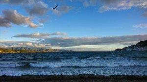 El vent, la mala mar, el cel canviant i la refrescada marcaran aquest dimarts