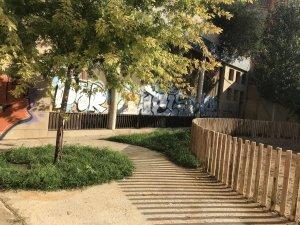 Els fets han tingut lloc als Jardins de Màlaga