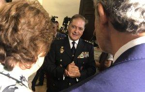 José Antonio Togores, nou cap de la Policia Nacional a Catalunya.