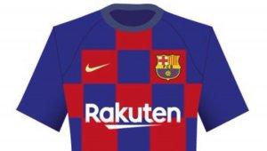 La nova samarreta del Barça per la temporada 2019-20