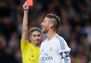 Sergio Ramos, el més expulsat de la Lliga