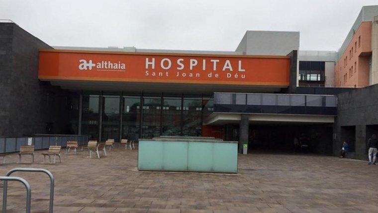 L'Hospital Sant Joan de Déu no deia a la família on estava l'home